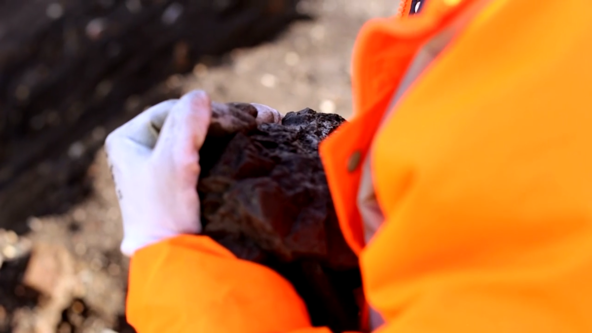 mirko nikolic: Mineralizacija