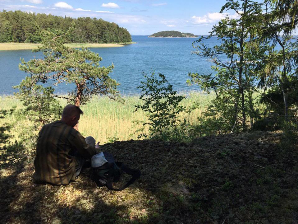 Seili, summer 2020. Photo Hermanni Keko.